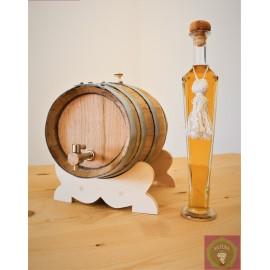 Oak barrels for brandy_classic