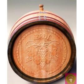 Oak barrique barrel for wine 30 l