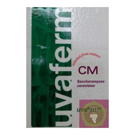 Uvaferm CM selected yeast 500 g