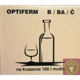 OPTIFERM B kvasný set