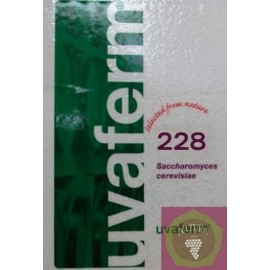 Uvaferm 228 selected yeast 500 g