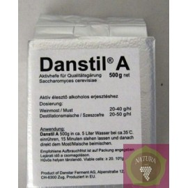 Danstil A selected yeast 500 g