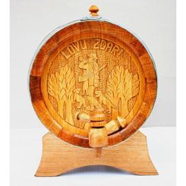 Oak barrels PREMIUM 5 l