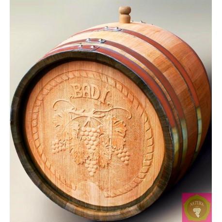 Oak barrel for wine 30 l