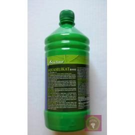 Aquasilikát lisztharmat ellen