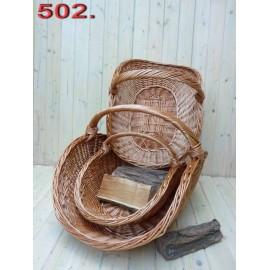 Košík na drevo 510
