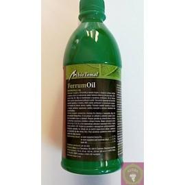 FerrumOil vasalapú szer a sárgulás megelőzésére 0,5l