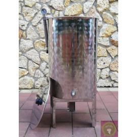 Inox barrel for wine (50-500 l)