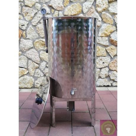 Inox barrel for wine (50-500 l)