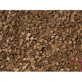 Oak chips medium