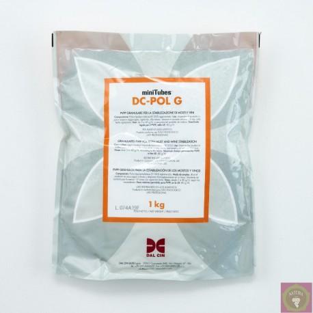 DC-POL G treatment of oxidized wine_50g